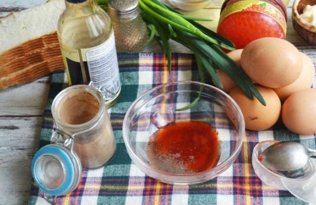 приготовить соус для маринада