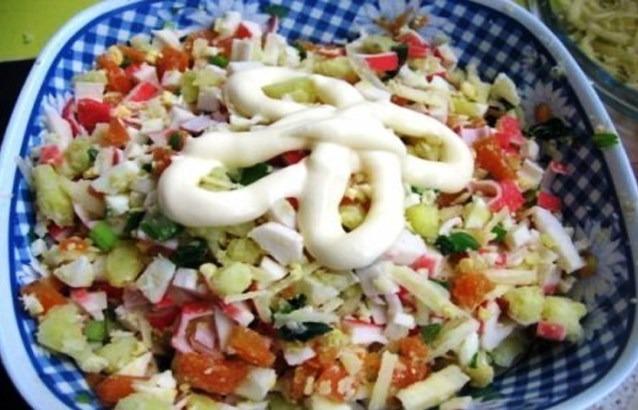 """салат """"Бархатный"""""""