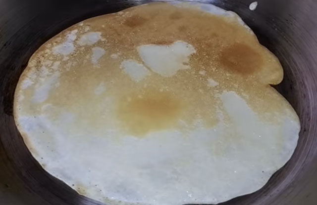 начинать печь блины