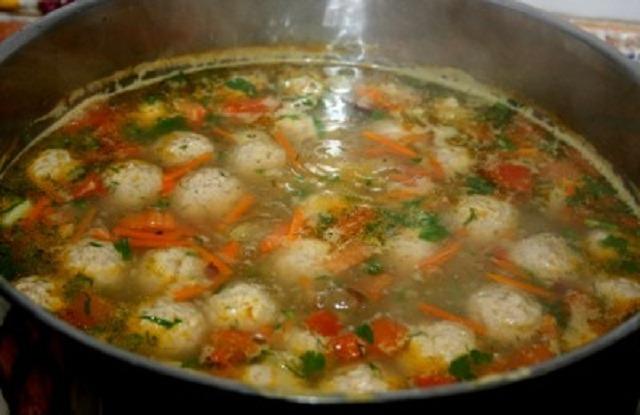 зажарку в суп