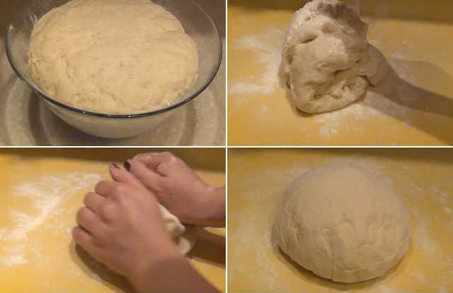 Дрожжевое тесто для пиццы — рецепты правильного приготовления