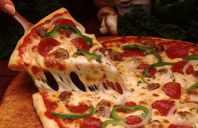 пицца начинка