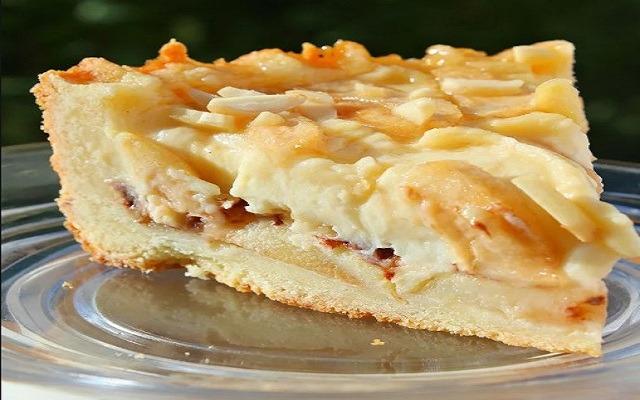 сладкий пирог в духовке