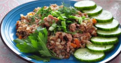 Гречка — Рецепты приготовления вкусной домашней гречневой каши с маслом и другими продуктами
