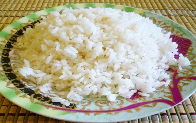 Как приготовить вкусный рассыпчатый рис.