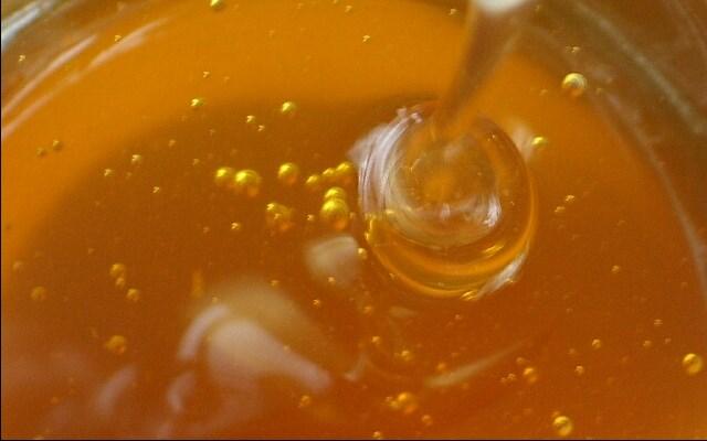 делаем жидким мёд