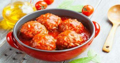 Ленивые голубцы на сковороде — рецепты домашнего приготовления