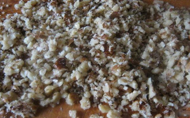 Орехи грецкие очистить от скорлупы