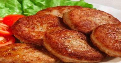 6 рецептов приготовления самых вкусных, сочных куриных котлет