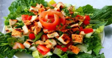 Рецепты приготовления оригинальных и очень вкусных салатов с курицей