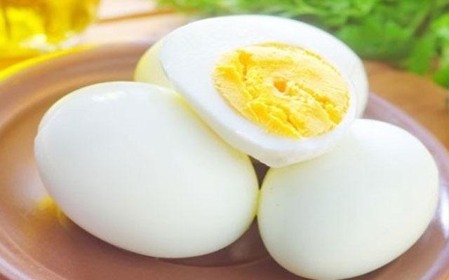яйца сварить вкрутую