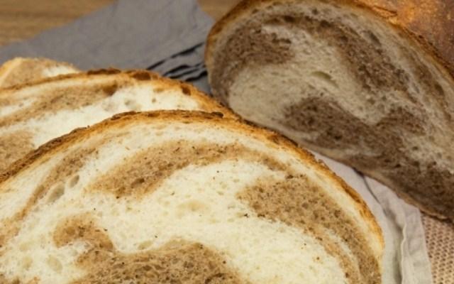 Хлеб «Мраморный»