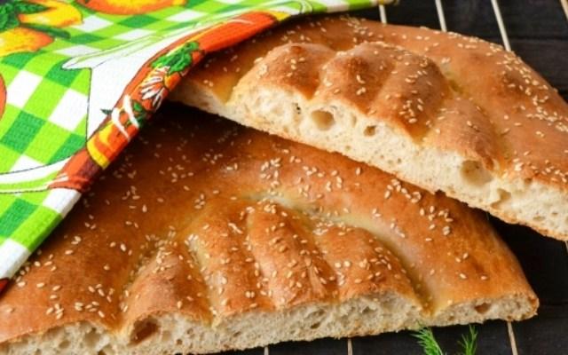 Матнакаш – армянский хлеб