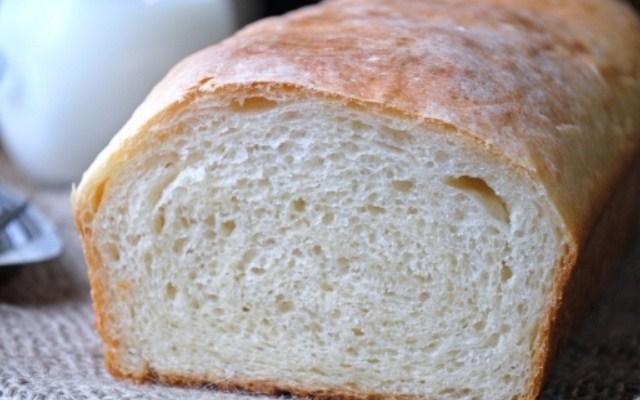 Заварной хлеб в духовке