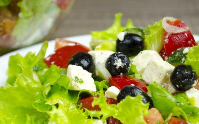 сформировать салат