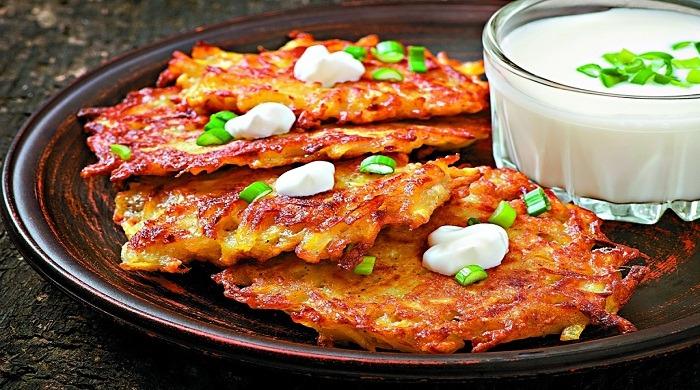 Рецепты приготовления вкусных картофельных драников
