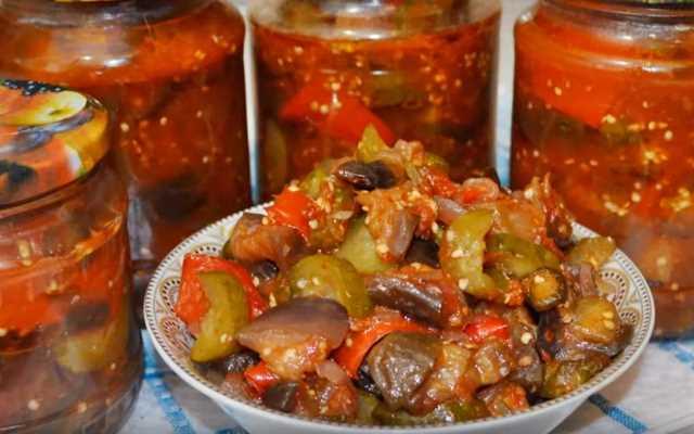 Рецепты заготовок лечо из болгарского перца на зиму
