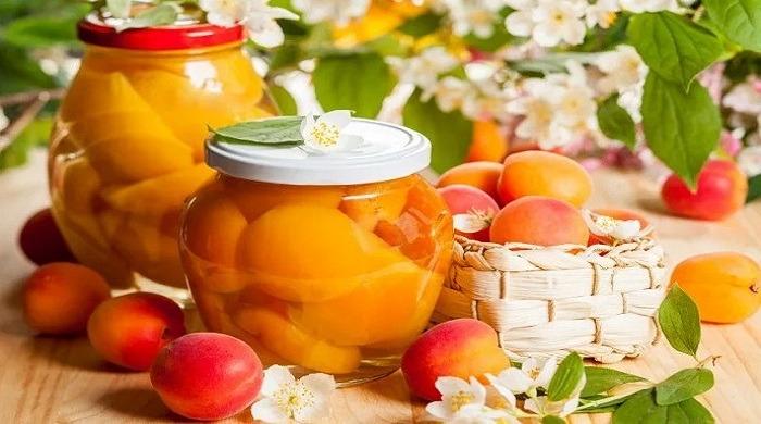 Рецепты заготовки компота из абрикосов на зиму