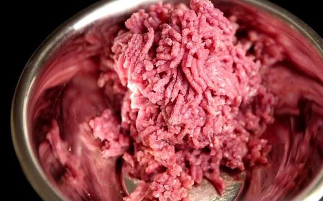 приготовить мясной фарш