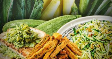 Рецепты приготовления вкусных закусок из кабачков