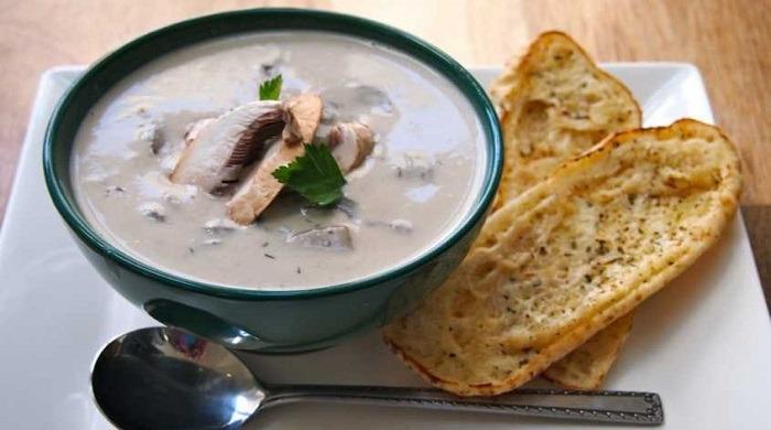 Рецепты грибного супа с различными грибами и ингредиентами