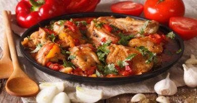 Как приготовить чахохбили. Рецепты приготовления чахохбили из курицы