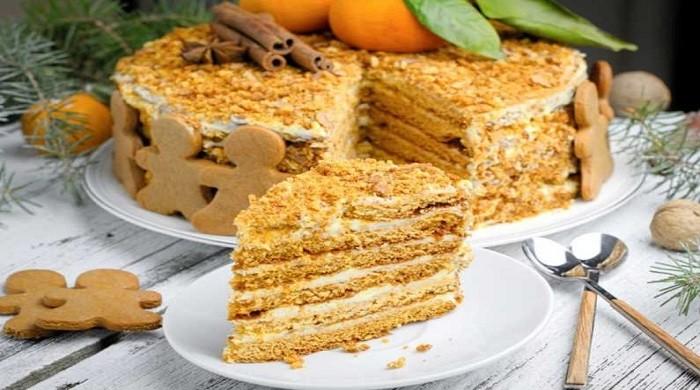 домашние простые торты рецепты с фото пошагово