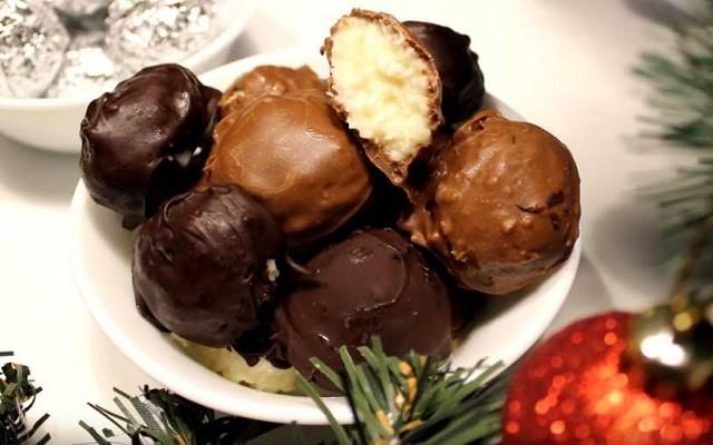 конфеты баунти