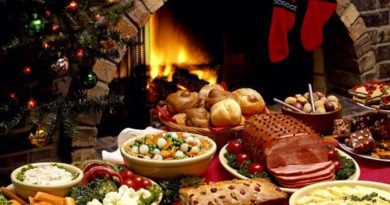Рецепты приготовления горячих блюд  на праздничный новогодний стол 2019