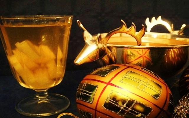 шампанское с анансами