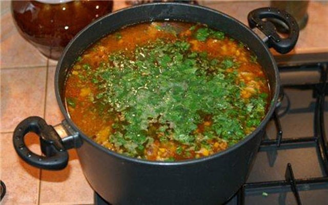 все последовательно отправляем в суп