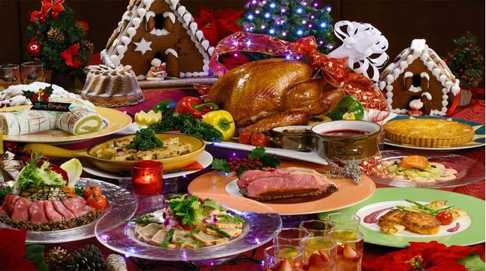 Новые и интересные рецепты приготовления горячих блюд на Новый год и Рождество