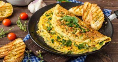 Как приготовить омлет — рецепты приготовления вкусного омлета в духовке, на сковороде, в мультиварке