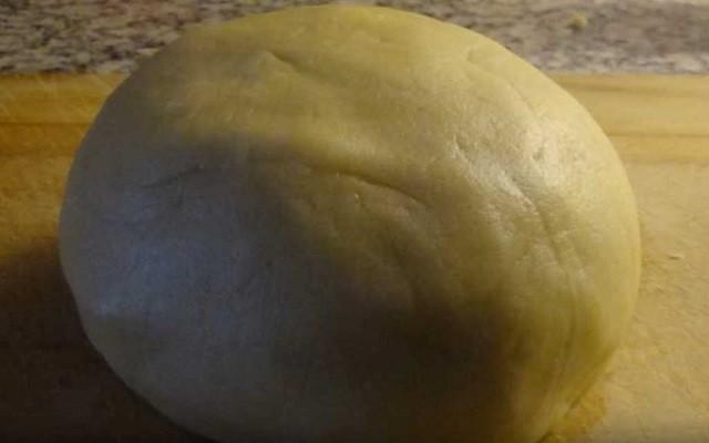 тесто на маргарине