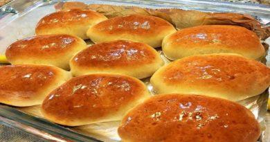 Пирожки с капустой приготовленные в духовке и на сковороде, тесто для пирожков