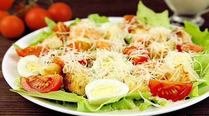 Рецепты пошагового приготовления салата «Цезарь» в домашних условиях