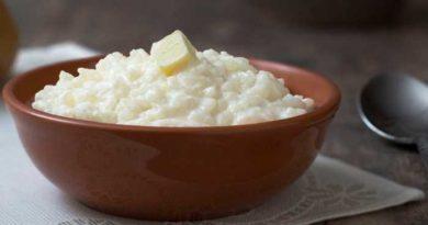 Классические рецепты приготовления рисовой каши на молоке