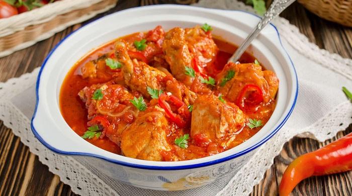 Чахохбили из курицы и другой птицы по-грузински пошаговые рецепты с фото