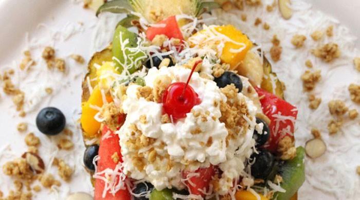 Рецепты приготовления фруктового салата из различных фруктов с разными заправками и добавками