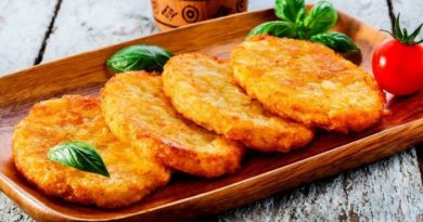 Как приготовить драники. 8 рецептов вкусных картофельных оладушек
