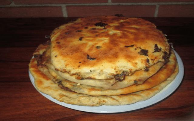 Ленивые осетинские пироги