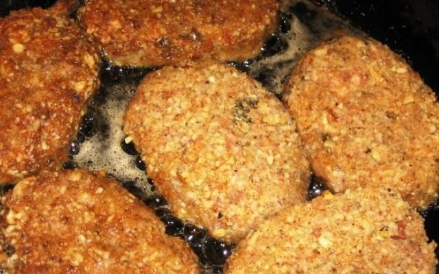 жарить до полной готовности мяса
