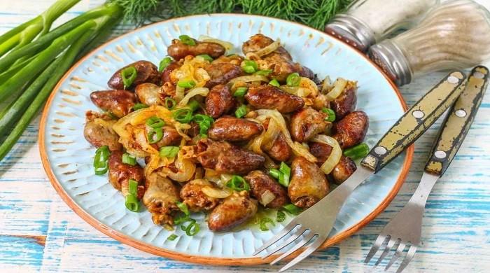 Как приготовить куриные сердечки. Рецепты простых и вкусных блюд из куриных субпродуктов