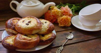 Ватрушки — домашние рецепты приготовления вкусной выпечки с творогом, в духовке