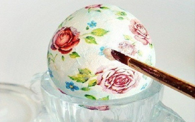 рисунок на яйцо