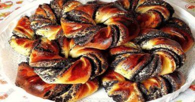 Как приготовить булочки. Рецепты приготовления вкусных булочек с маком