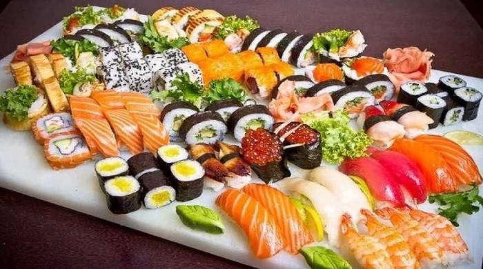 Как приготовить суши — роллы и суши своими руками в домашних условиях с пошаговыми рецептами