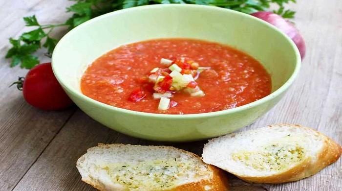 Рецепты приготовления испанского очень вкусного супа гаспачо в домашних условиях