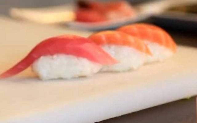 формируем суши