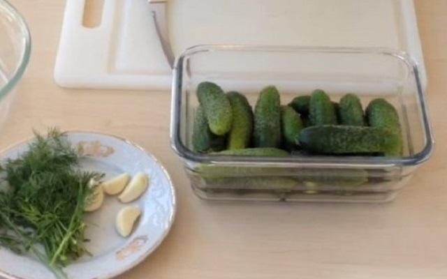 Подготовить необходимые продукты